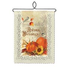Autumn Blessings Wall Decor