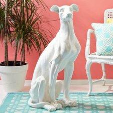 Palm Beach Greyhound Sculpture