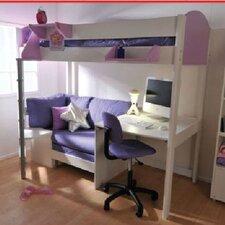 Single High Sleeper Bed