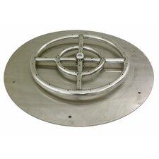 Steel Gas / Propane Flat Pan