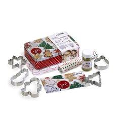 8 Piece Christmas Cookie Cutter Set