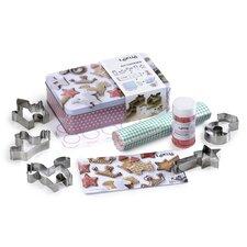5 Piece Princess Cookie Cutter Set