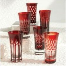 Hand-Etched Shot Glass (Set of 6)