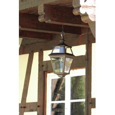 Place Des Vosges 2 1 Light Outdoor Hanging Lantern
