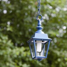 Chenonceau 1 Light Outdoor Hanging Lantern