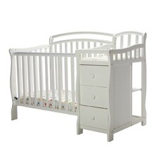 Casco 4-in-1 Mini 2 Piece Crib Set