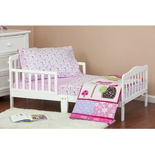 Spring Time 4 Piece Toddler Bedding Set