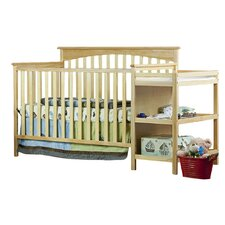 Chloe 5-in-1 Convertible 2 Piece Crib Set