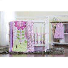 Spring Garden 5 Piece Crib Bedding Set