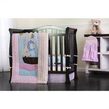 Sea Friends 5 Piece Crib Bedding Set