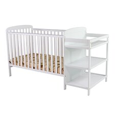 4-in-1 Changing Combo Crib