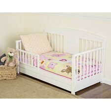 Naptime 4 Piece Toddler Bedding Set
