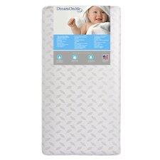 132 Premium Coil Inner Spring Standard Crib & Toddler Mattress