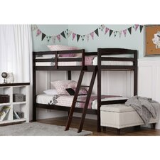 Taylor Twin Futon Bunk Bed