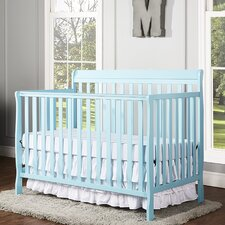 4-in-1 Convertible Crib Set