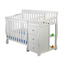 Jayden 4-in-1 Mini Convertible 2 Piece Crib Set
