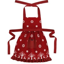 Betty Cotton Star Print Apron