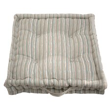 Ragged Stripe Dining Chair Cushion