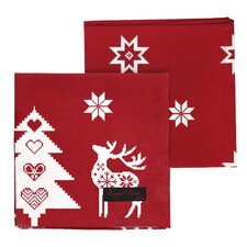 Natalie Christmas Fir Tree Napkin (Set of 4)