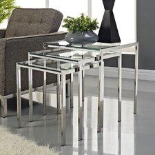 Nimble 3 Piece Nesting Table Set