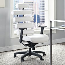Pillow High-Back Executive Office Chair