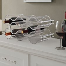 Reserve 10 Bottle Tabletop Wine Rack