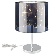 "Arena 21"" H Table Lamp with Drum Shade"