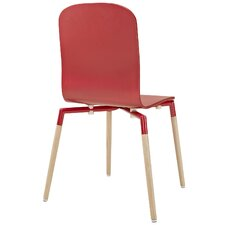 Stack Wood Side Chair (Set of 2)