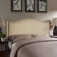 Curl Upholstered Headboard