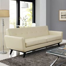 Engage Leather Sofa