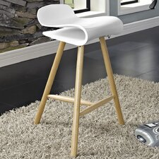 "Clip 27"" Bar Stool"