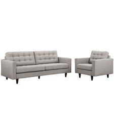 Princess Arm chair and Sofa Set
