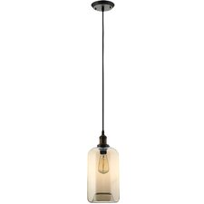 Intrigue 1 Light Mini Pendant
