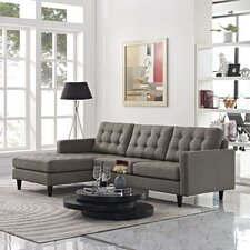 Empress Left Hand Facing Sectional