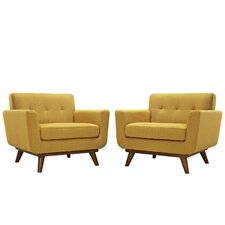 Engage Arm Chair (Set of 2)