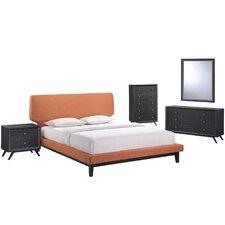 Bethany Panel 5 Piece Bedroom Set