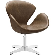 Flight Vinyl Lounge Chair