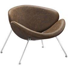 Nutshell Lounge Chair with Cushion