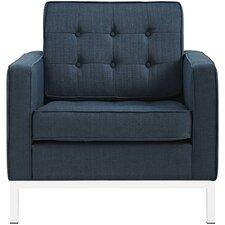 Loft Fabric Arm Chair