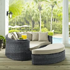 Summon Daybed with Cushions