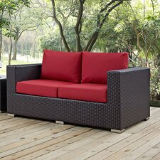 Convene Loveseat with Cushions