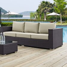Convene Sofa with Cushions