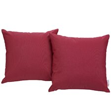 Convene Outdoor Throw Pillow (Set of 2)