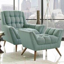 Response 2 Piece Living Room Set