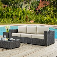 Sojourn Sofa with Cushions