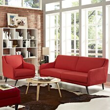 Verve 2 Piece Living Room Set