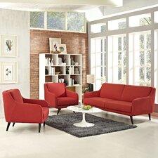 Verve 3 Piece Living Room Set