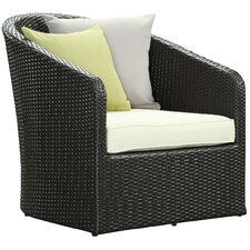 Cozy Patio Deep Seating Chair