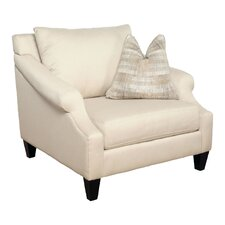 Molly Pique Flax Suite Arm Chair