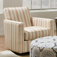 Lewis Caryle Sunset Swivel Arm Chair